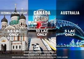Multiple family visit visa 0 advance. Turkey visit visa and many more