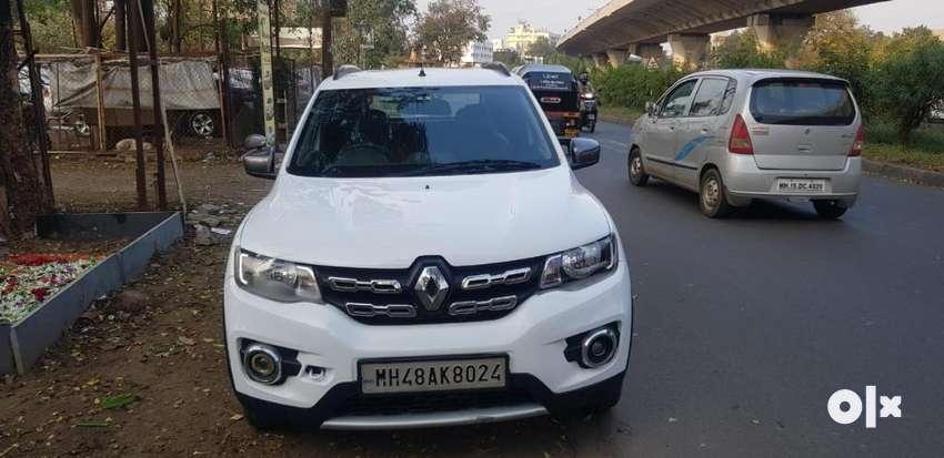 Renault Kwid 1.0 AMT CLIMBER (Automatic), 2017, Petrol 0
