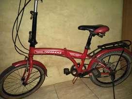 Sepeda lipat yokohama ring20