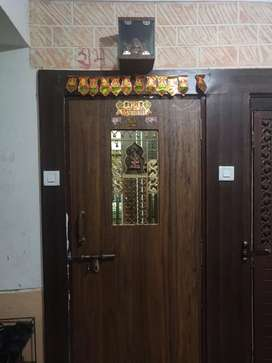 2Bhk flat for sale at Tapovan road only 3yrs old OC received