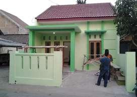 Rumah baru ,murah lokasi kota Blitar