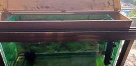 3.75ftx1.5ft Heavy Glass Fish Tank