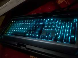 Alienware keyboard & Mouse & headphones available
