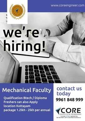 Mechanical Faculty