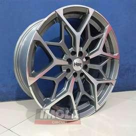 Peleg Mobil Murah HSR MYTH 01 Ring 18 Lebar 8 Lubang 5x114,3 Innova