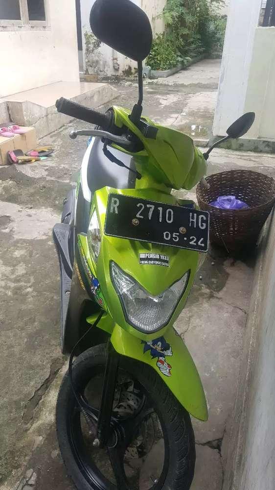 Suzuki nex tahun 2014