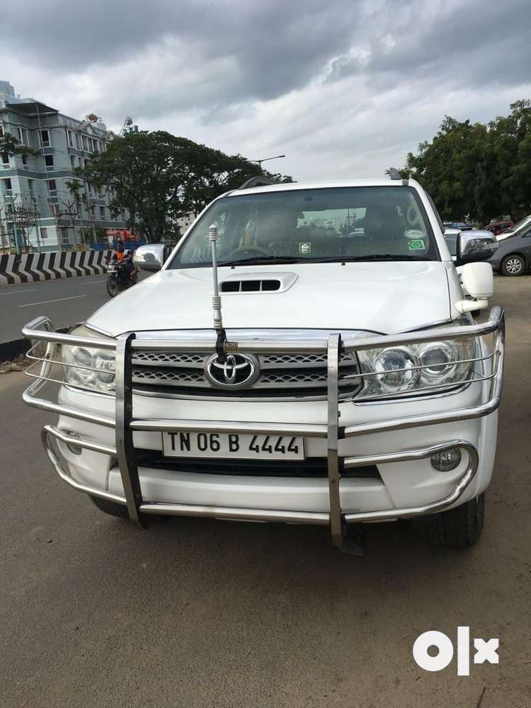toyota fortuner 3.0 limited edition, 2010