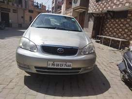 Toyota Corolla 2003 Petrol Good Condition