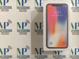Seal packed iPhone X 64GB with warranty