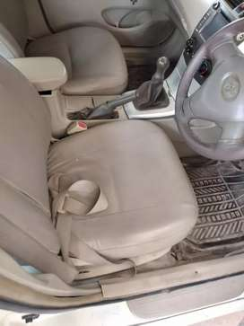 Toyota GLI white clour very good condition