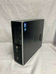 Used Branded HP 8300 Core I5 3rd gen 4gb ram 320 gb hdd dvd warranty