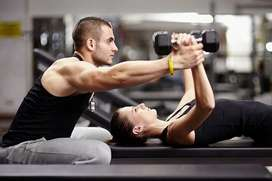 Be healthy and Be fit your fitness trainer