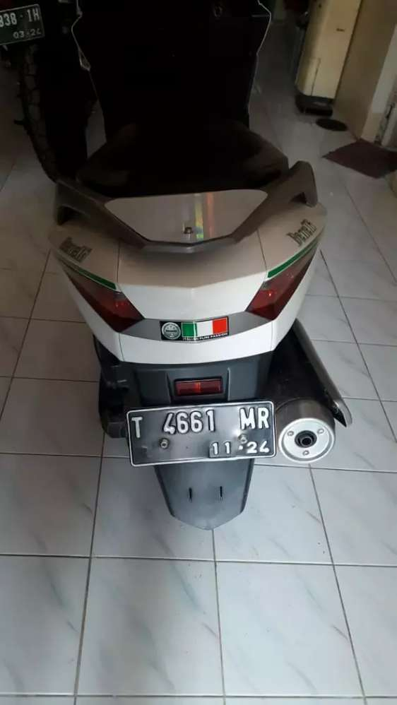 Benelli Zafferano Muluss km baru 8ribuan