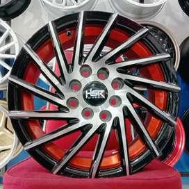 jual velg racing mobil HSR R14 buat datsum gaya sigra avanza karimun