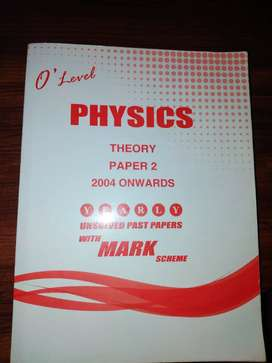 Physics o level past papers