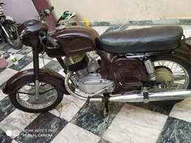 1974 Jawa yezdi