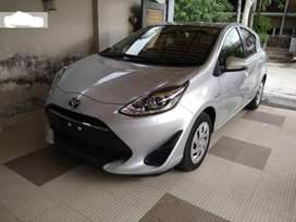 Get Toyota Aqua 2017 finance now with lowest markup.