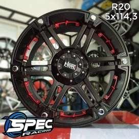 Jual Velg Mobil Nissan Xtrail Ring 20 HSR Di Toko Velg Mobil Medan