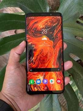 Samsung galaxy S9 plus 6/64gb black single sim