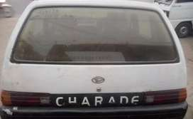 Charade 88 need body work urgent sale