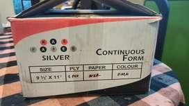 Continuous Form 9,5x11 3 Play Warna Merek Paper Kas