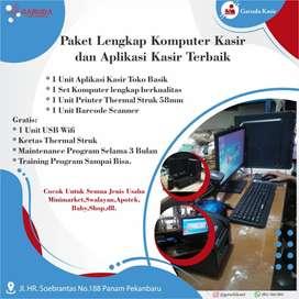 Paket aplikasi toko lengkap pekanbaru