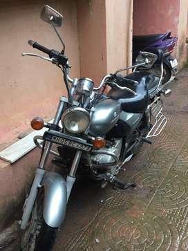 Singel owner without scratch bike