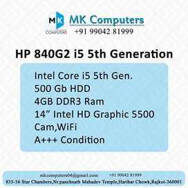 HP 840G2 I5 5TH ONLY