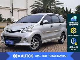 [OLXAutos] Toyota Avanza 1.5 Veloz A/T 2014 Silver MRY