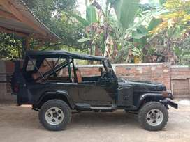 Jeep CJ Long Chasis 4x4 1981 Diesel A/T