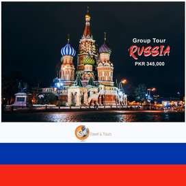 Group Tour To Russia