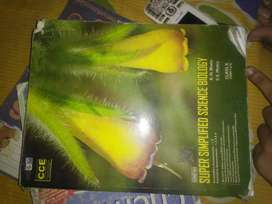 Selling a super simplified book biology class 10