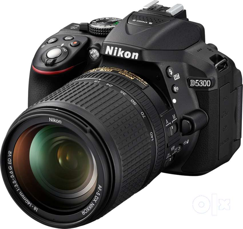 "DSLR CAMERA Nikon D5300 ""AVAILABLE ON RENT"" 0"