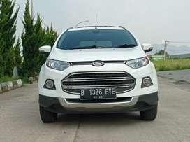 Jual cepat. Ford Ecosport titanium at 2014 white