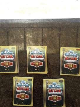 5 Slam Attacks Packets