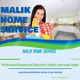 HOUSEMAID HOUSE KEEPER COOK KITCHEN HELPER DRIVER COUPLE AVAILABLE