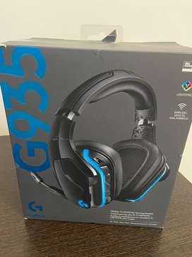 Logitech G935 Artemis Spectrum RGB 7.1 Surround Sound Gaming Headset