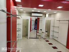 330 Sqft shop on Rent-75,000/- Bhandarkar Road