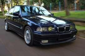 BMW E36 323i A/T ASC 1997