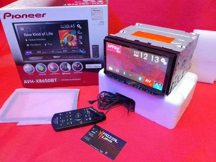 PIONEER AVH X8650BT MIXTRAX TA 0