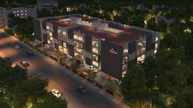 3BHK WITH NATURAL LIGHTING HAVE AIRY ROOMS