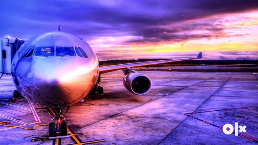 Apply Fast to Join airline industry Job - 10, 12, Graduate Pass or Und 0