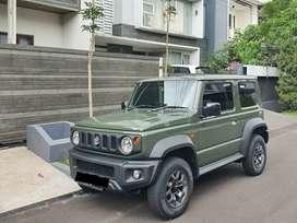Suzuki Jimny Coupe LIKE NEW 2020 (CASH PEMAKAI) jeep xl7 katana