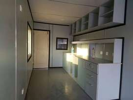 mobilr portable kitchens , office containers/porta cabins