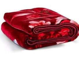 Blanket double bed