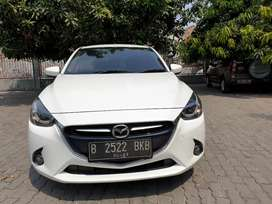 All New MAZDA 2 GT 2015 AT Putih Istimewa Tdp Rendah