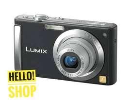 [Second] Kamera Panasonic Lumix DMC-FS3 / Black