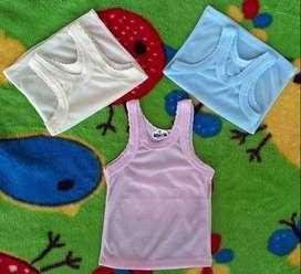 Kaos Dalam Bayi Balita [Diskon Ongkir Bayar Dirumah]