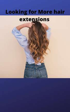 Looking for Hair extensions