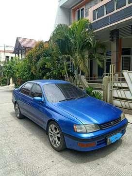 Toyota corona absolut thn 1994 manual biru